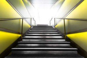 お客様5つの階段