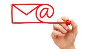 メールアドレスを登録する